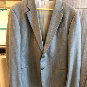 Armani Collezioni Light Grey Suit (52R)